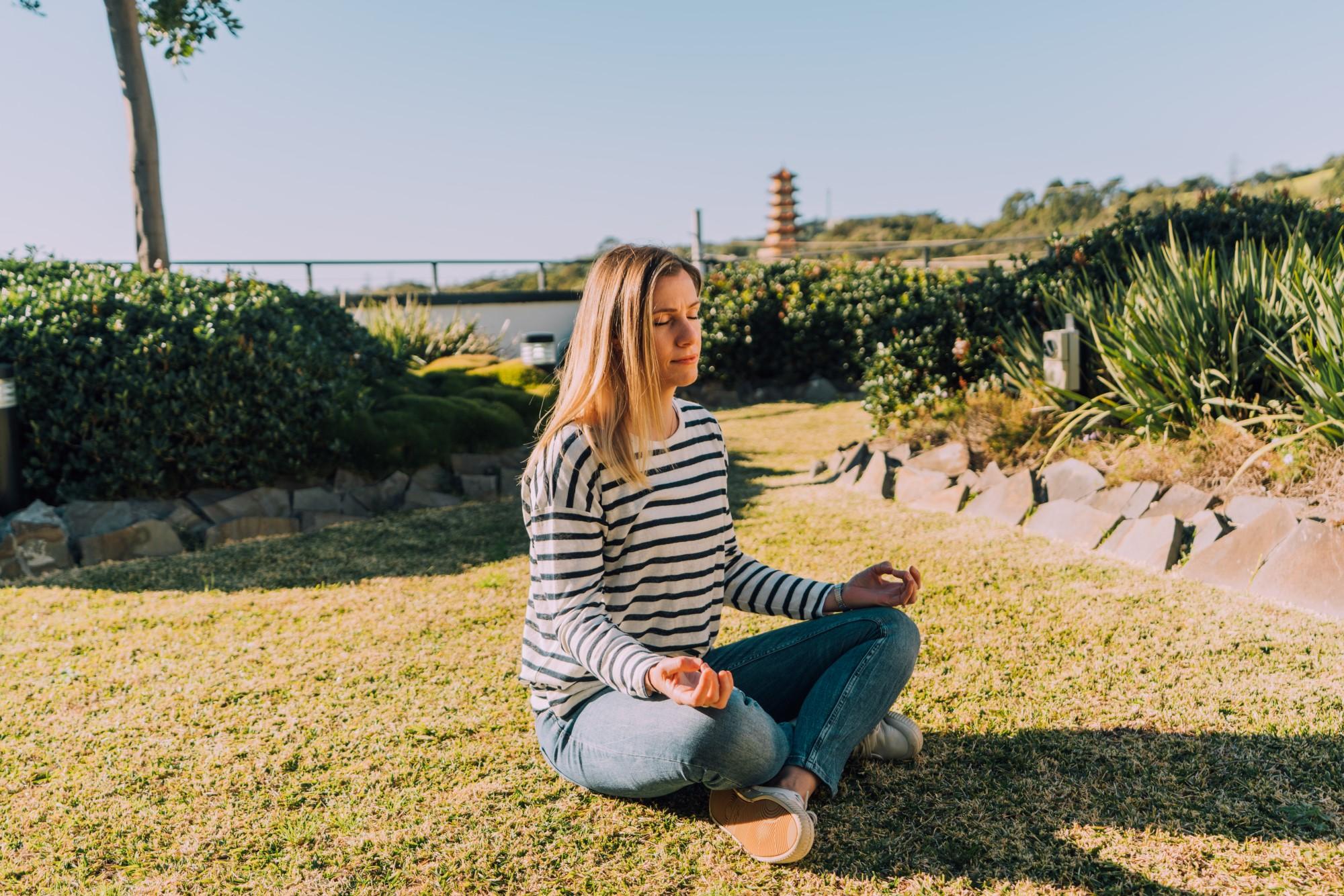Meditation at NTI