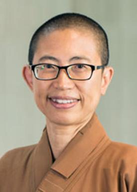 Venerable Dr Juewei - Nan Tien Institute